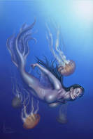 Vampyroteuthis branchis by henning
