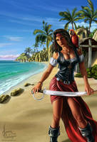 Rachel the Hatless by henning