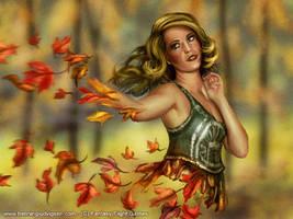 Change of seasons by henning