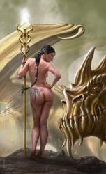 Dragon caller by henning