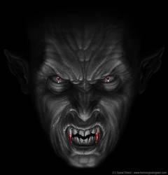 Spiral vampire by henning
