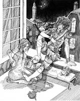 Peter and Wendy by Akai-Ritsuka