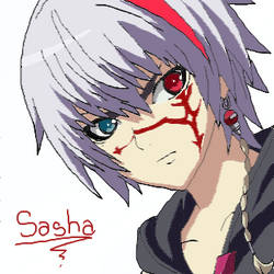 Seikon no Qwaser Sasha by Izaya-tan