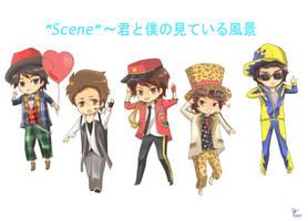 Scene Solos by xxakikochanxx