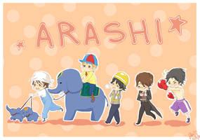 Arashi 2011 by xxakikochanxx