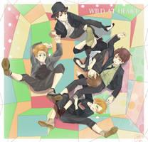 Wild At Heart by xxakikochanxx