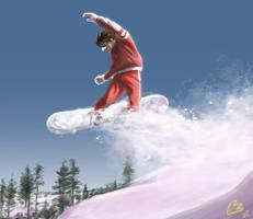 Eureka 7 - Snow - Renton by MatsuRD