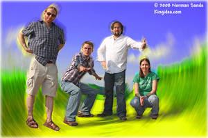 Family Groove Company Promo by ratdog420