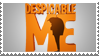 Despicable Me Stamp by LoudNoises