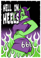 Hell on heels 1 by Sigrulfr