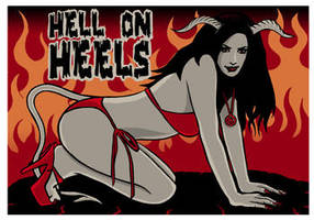 Hell on heels 2 by Sigrulfr