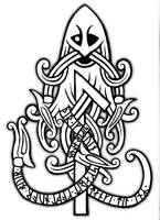 The mask of Odin by Sigrulfr
