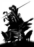 Epic Odin by Sigrulfr