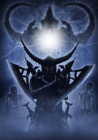 The Barbarian - Diablo III - Reaper of Souls by Sigrulfr