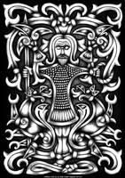 Allfather Odin by Sigrulfr