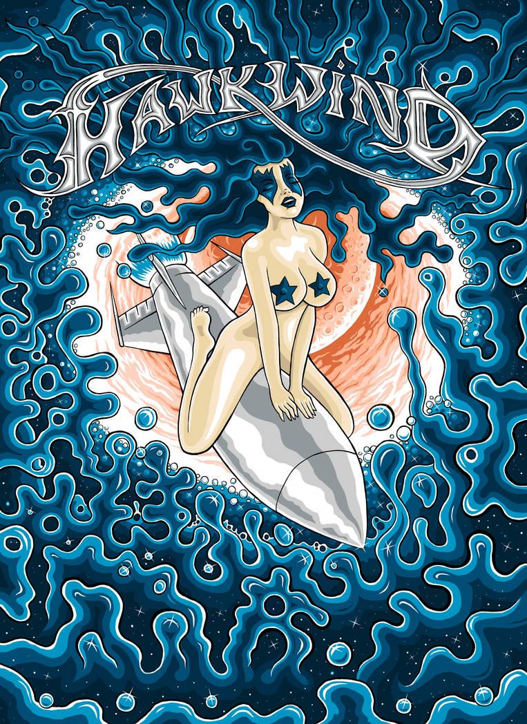 Hawkwind by Sigrulfr