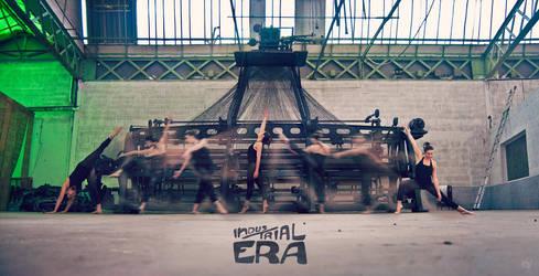 Industrial Era by Jayleloobee