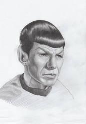 Spock by lumographia