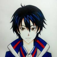 Echizen Ryoma -Prince of Tennis/Tennis no Oujisama by thumbelin0811