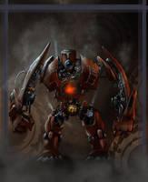 Steam Warrior 2 by Mimiron