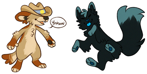 Yehaw by CremexButter
