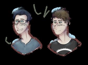 Dan And Phil 2018 by jessijellycake