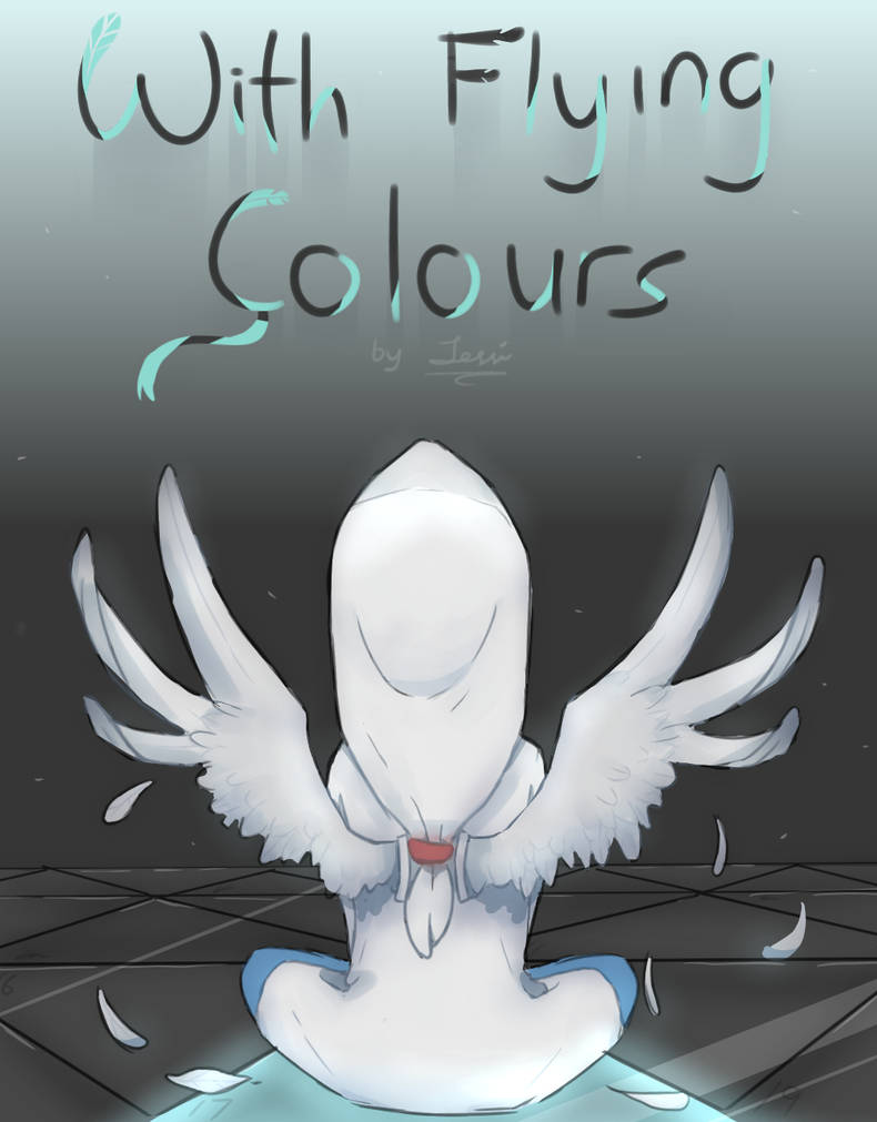 With Flying Colours by jessijellycake