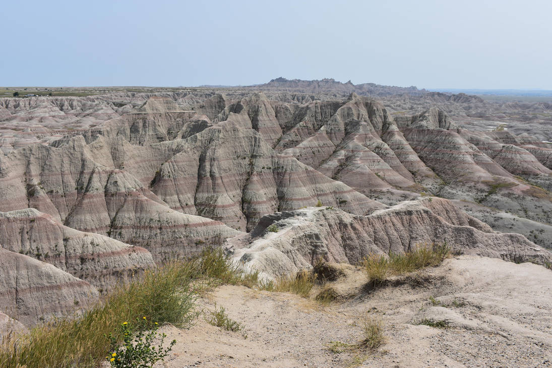 Stock - Badlands Road 6 by WildWillowHEE