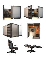 Power Napping Cubicle by zodevdesign
