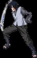 Sasuke Uchiha - Boruto - naruto the movie by esteban-93