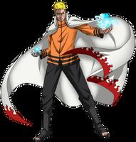 Naruto Uzumaki - 7th Hokage by esteban-93