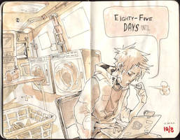 laundry room by HJeojeo
