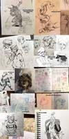 september/october tumblr dump by HJeojeo