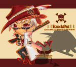 Chibi KnockOut - Gangster by kawaii-shugotenshi