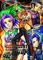 DRH Anime Style by kaz320