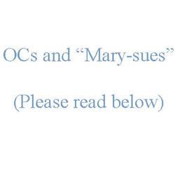 Writing/RPing tip: ''Mary-Sues'' by TiBun