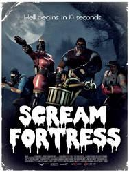 Scream Fortress by Robogineer