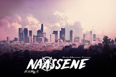 Shin Megami Tensei - Naassene by Robogineer