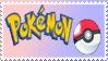 Pokemon Stamp by Teeter-Echidna
