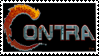 Contra Stamp by Teeter-Echidna