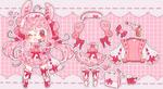 Love Nurse Shades of Pink Auction (OPEN) by Bai-Jiu