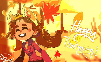 Happy Thanksgiving! by MinMinChanOfficial