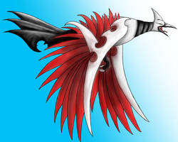 Skarmory by chicken-stalker
