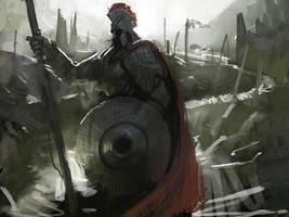 Knight 2 by paooo