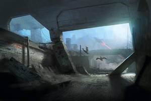 The end 2 by paooo