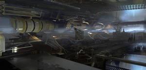interior ship by paooo
