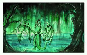Swamp of Xanado by Elssence