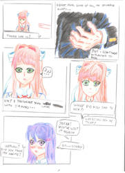 DDLC what happened after pg 6 by negriwtf by negriwtf