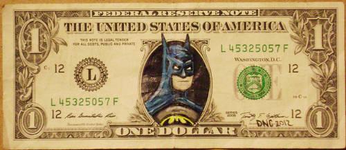 Batman 1 by DonovanClark
