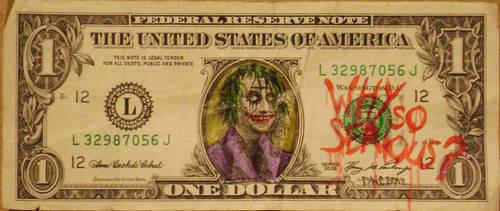 The Joker by DonovanClark